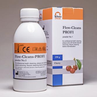 Flow-Cleans-Profi Powder No.1