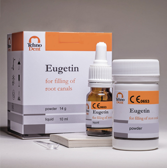 Eugetin – For filling root canals