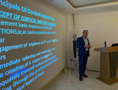 Our first cource on immediate loading Cortical&Basal implantology