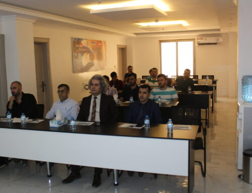 Weekly meeting of Rezgar's teaching hospital/ department of Maxillofacial surgery