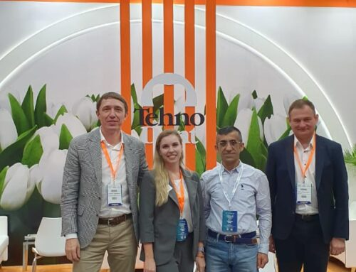 The presence of Paytekht company in AEEDC 2020- Dubai