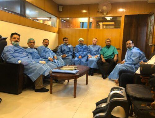International Congress on Oral Cortical Implantology- India/Bangalore Jan 2020